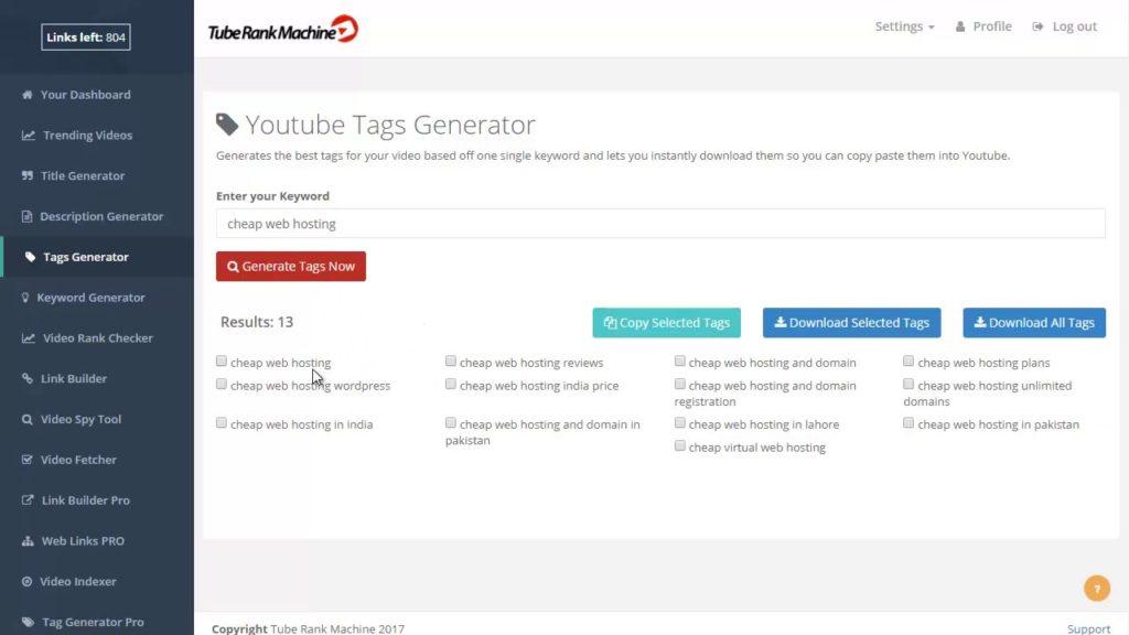 Tube Rank Machine Review – Rank YouTube Videos Fast